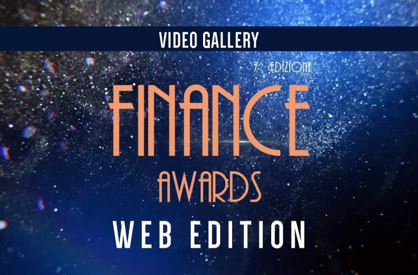 VIDEO – Financecommunity Awards WEB EDITION 2020