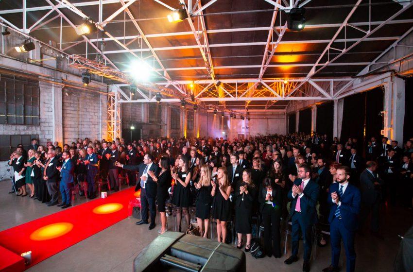 FOTO – Le immagini più belle dei Legalcommunity Labour Awards 2018