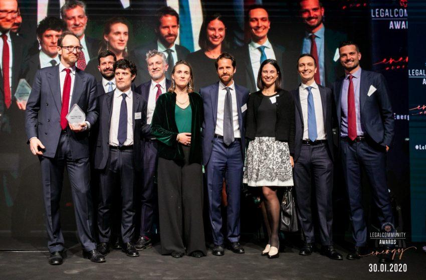 FOTO – Le immagini più belle dei Legalcommunity Energy Awards 2020