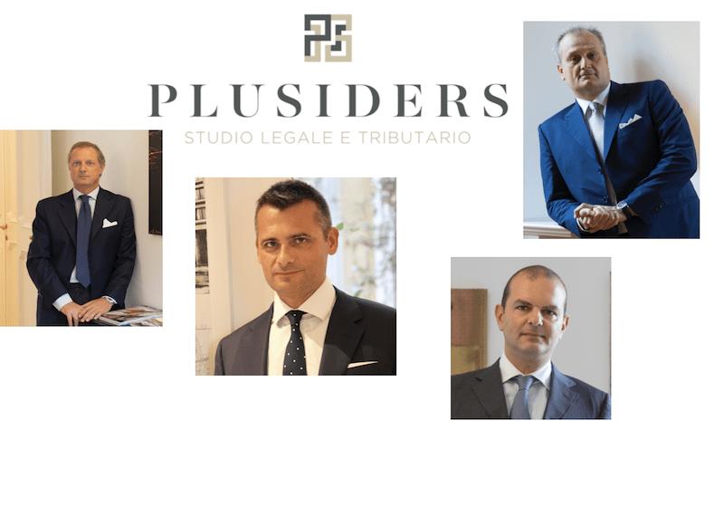 Puri, Lenzi, Simone e del Vaglio danno il via a Plusiders