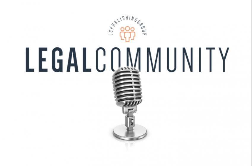 Podcast: la settimana di Legalcommunity