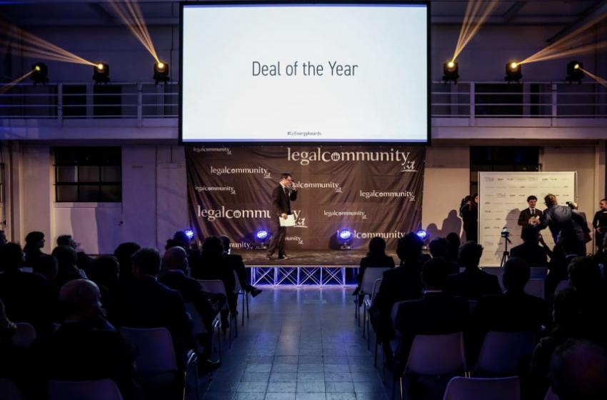VIDEO – Legalcommunity Energy Awards, si conferma l'evento di punta del settore