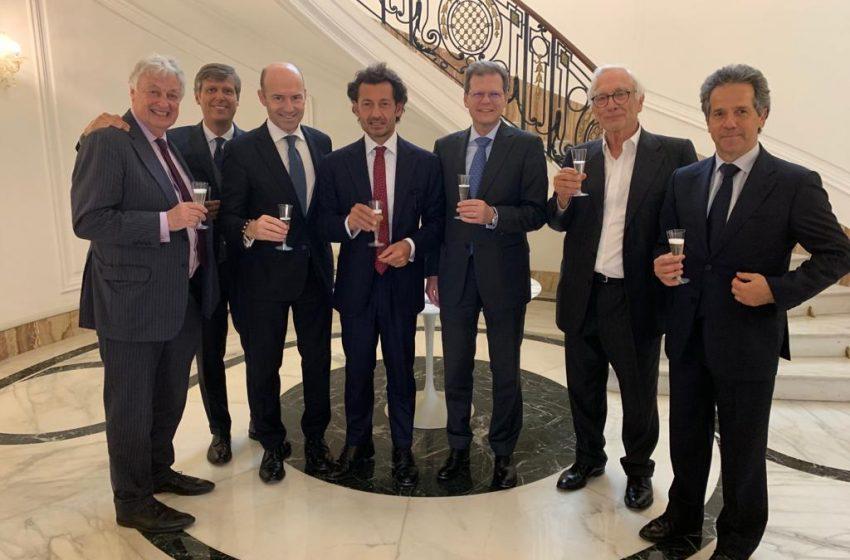 La Grimaldi Alliance parte dalla Spagna