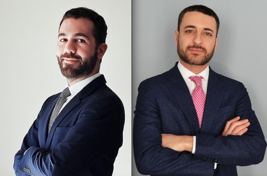 Marco Lauricella e Tommaso Mauro crescono in Panetta & Associati