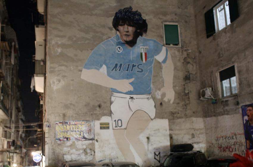 Maradona, diritto al Genio e alla Bellezza