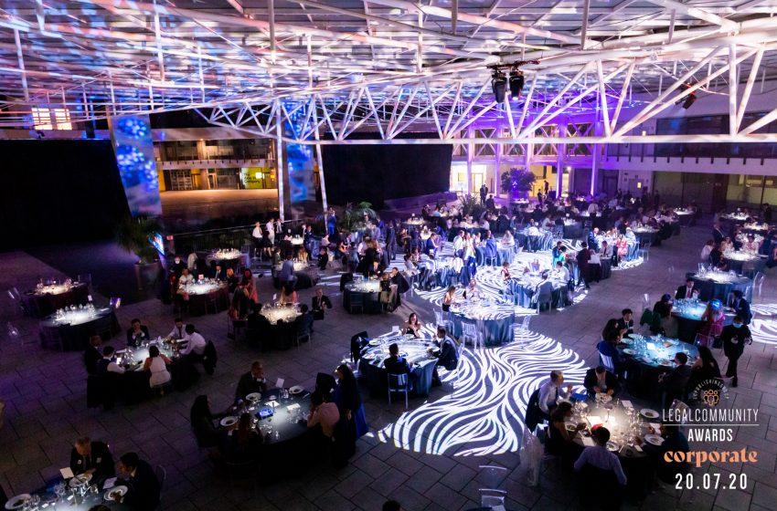 FOTO – Legalcommunity Corporate Awards 2020