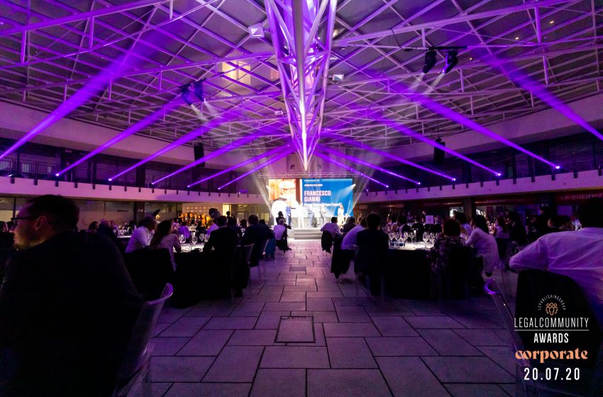 VIDEO – Legalcommunity Corporate Awards 2020