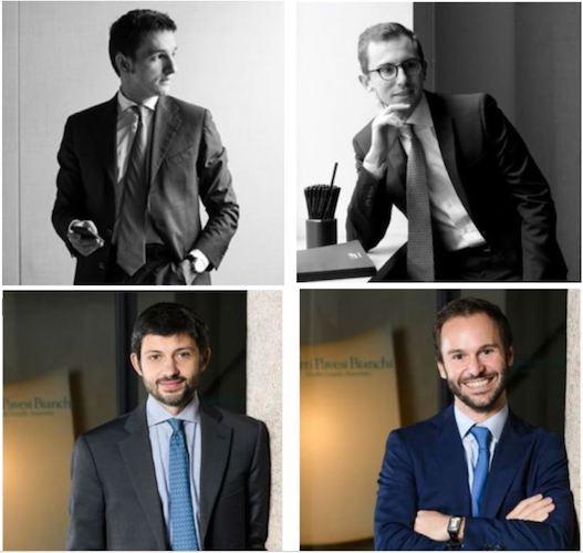 Quattro junior partner promossi in Gatti Pavesi Bianchi Ludovici