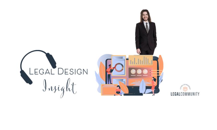 Legal Design Insight con Marco Imperiale