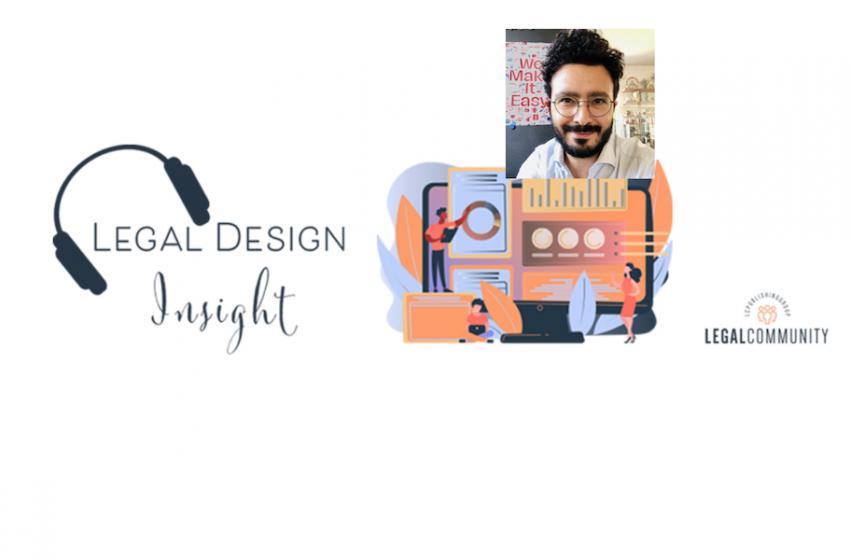 Legal Design Insight con Marcello Petruzzi