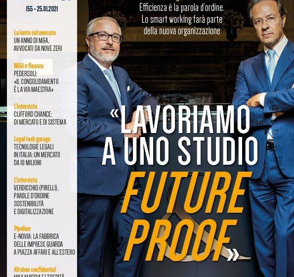 «Lavoriamo a uno studio  future proof»