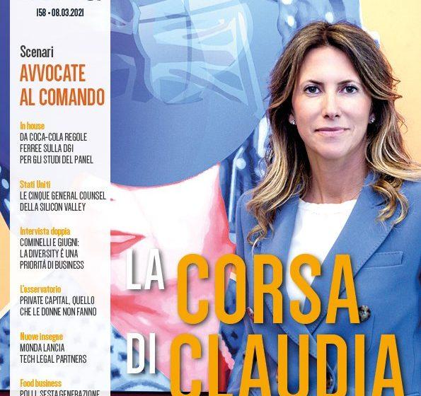 La corsa di Claudia