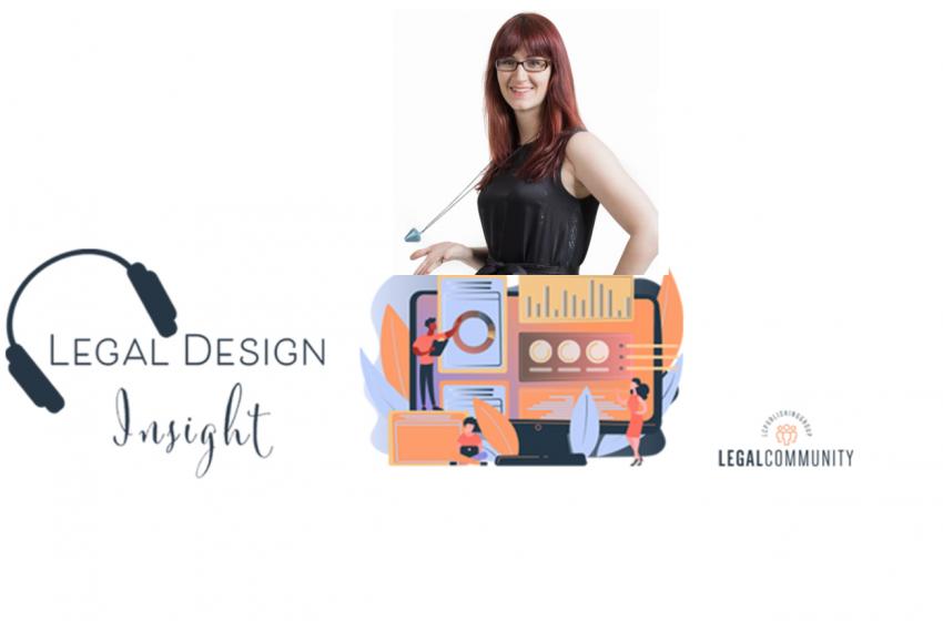 Legal Design Insight con Stefania Passera