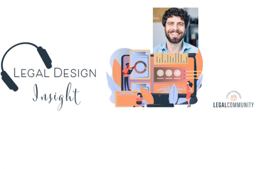 Legal Design Insight con Antonio Ravenna