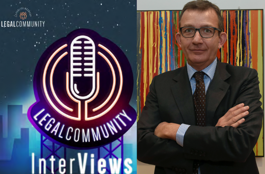 Legalcommunity InterViews con Federico Sutti, Dentons crea un solidarity fund