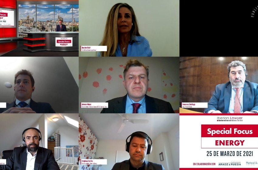 Iberian Lawyer: il video del webinar Special Focus Energy