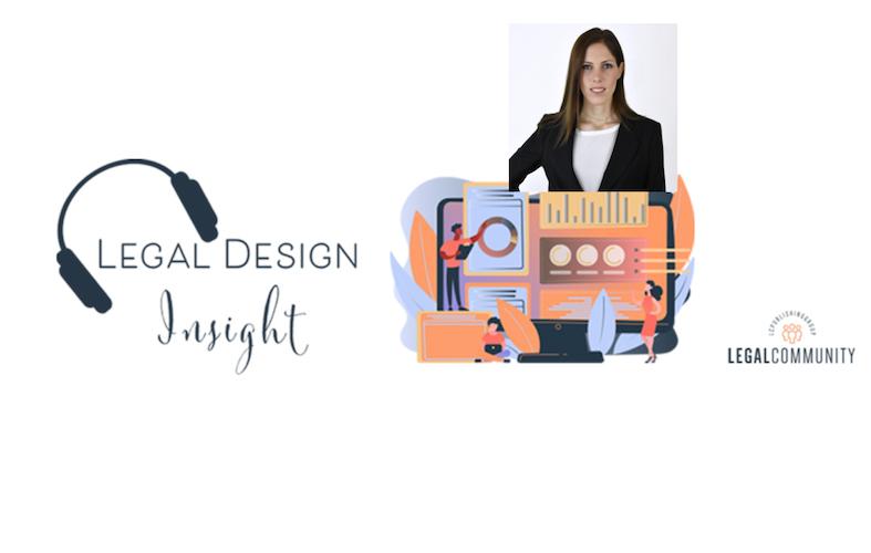 Legal Design Insight con Silvia Zuanon