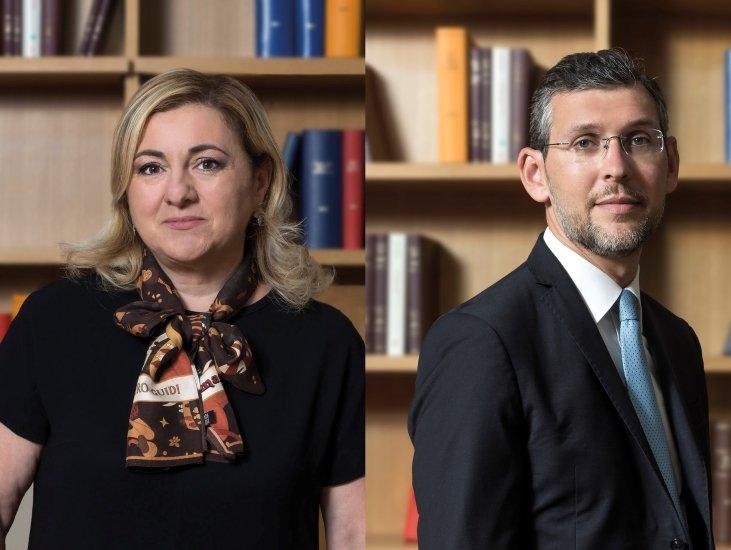 Biscozzi Nobili Piazza: Roberta Pierantoni e Andrea Spinzi nominati partner