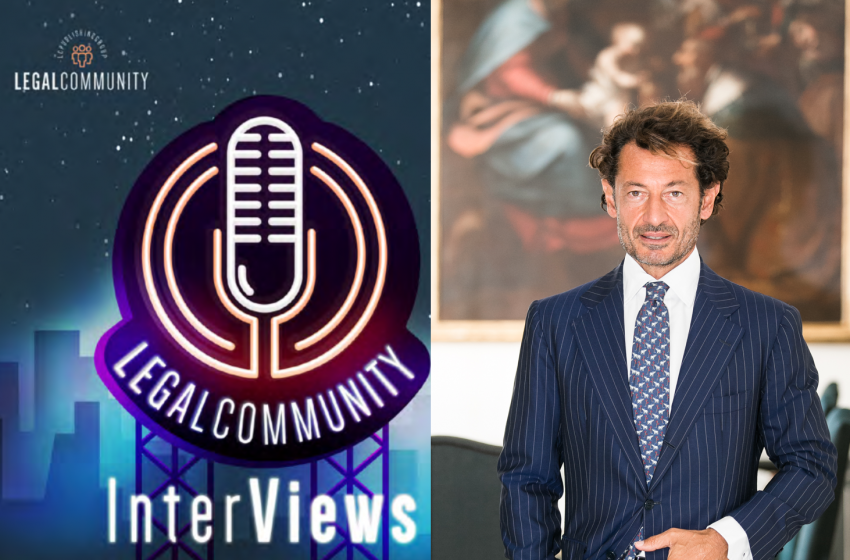 Legalcommunity InterViews con Sciaudone: cresce la Grimaldi Alliance