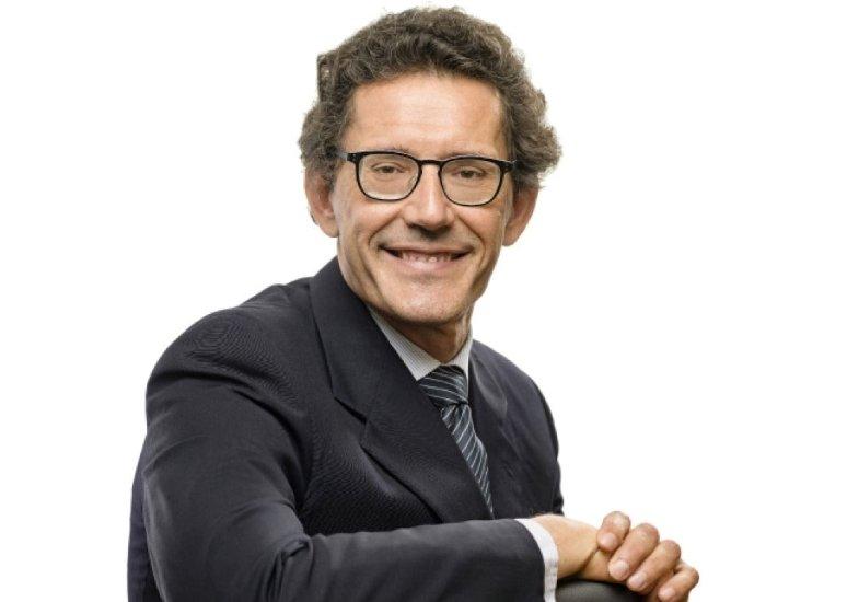 Weigmann con Carlo Pignatelli nell'accordo con Promonias