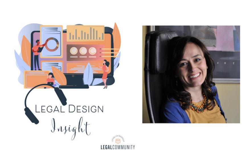 Legal Design Insight con Cristina Alvino