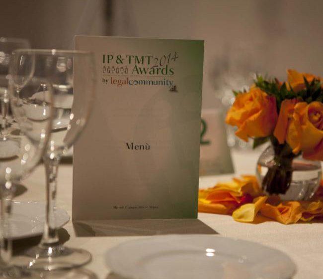 Legalcommunity Ip & Tmt Awards 2014