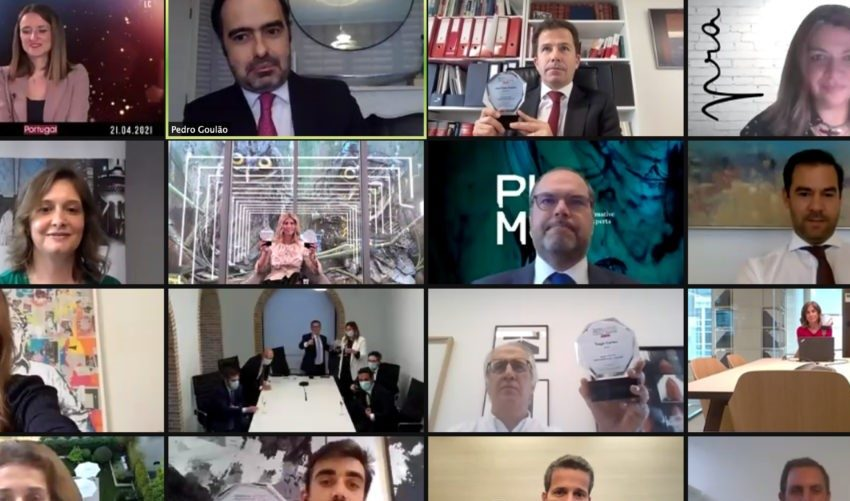 Iberian Lawyer Labour Awards Portogallo 2020. I vincitori