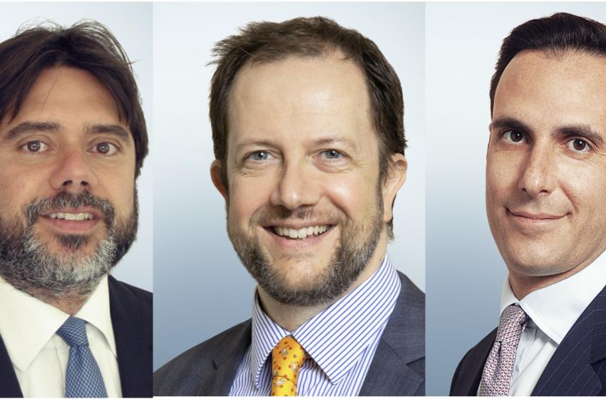 Fusco, Marzi e Sponziello promossi counsel in Freshfields