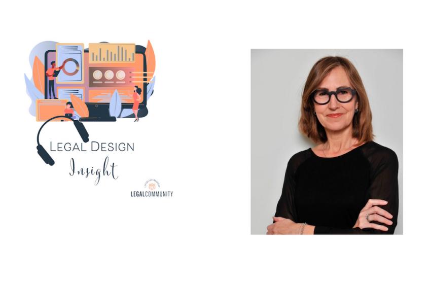 Legal Design Insight con Claudia Morelli