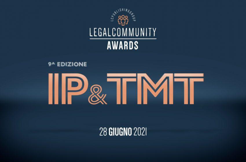 Legalcommunity Ip&Tmt Awards 2021 – Video