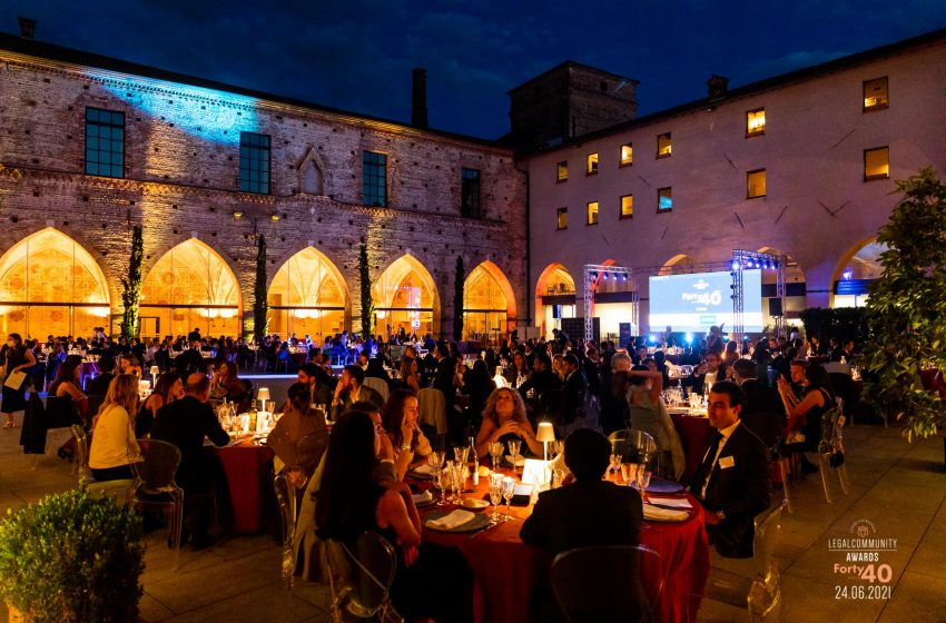 Forty under 40 Italy – Foto