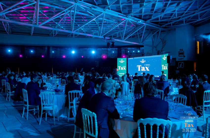 Legalcommunity Tax Awards 2021 – Video