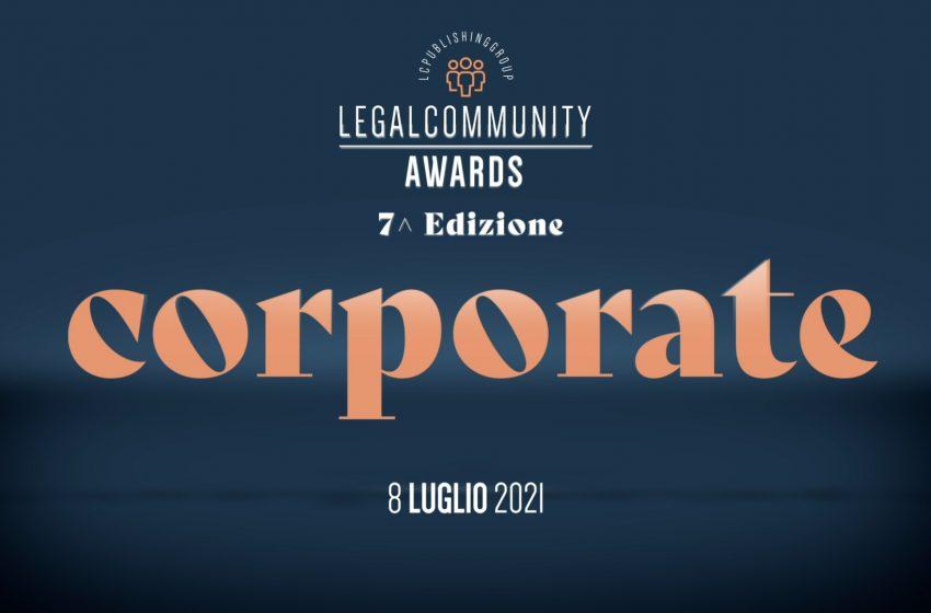 Legalcommunity Corporate Awards 2021 – Video