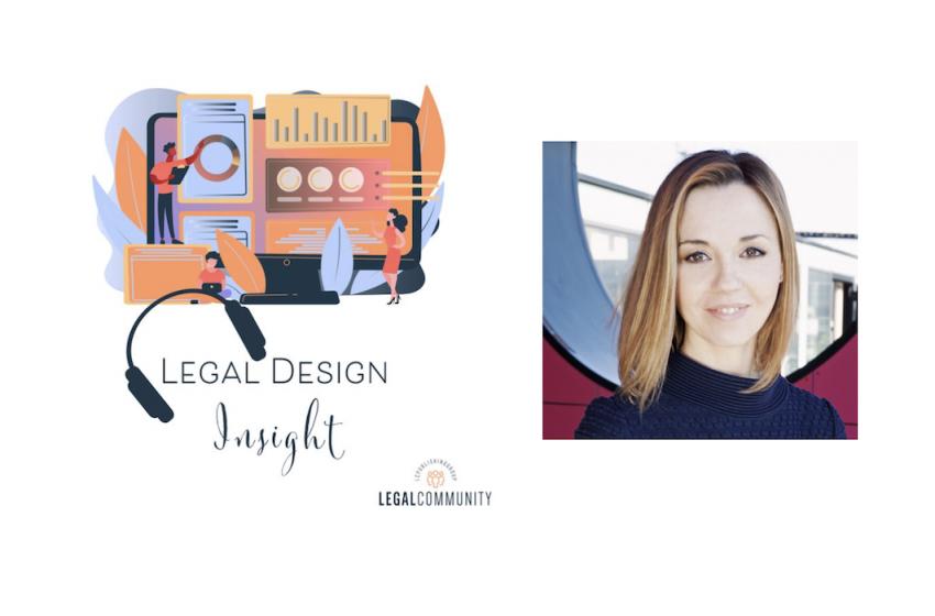 Legal Design Insight con Barbara de Muro