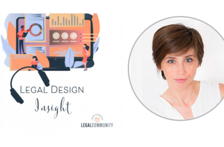 Legal Design Insight con Anna Marra