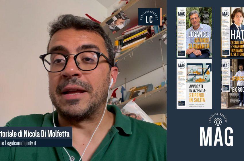 Video Editoriale – Legalcommunity n.150