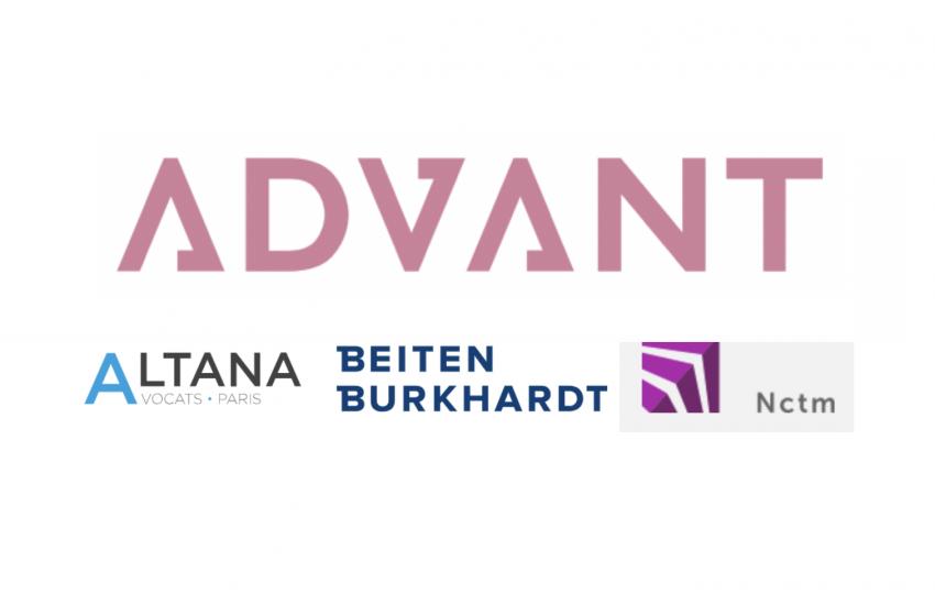 Nuove insegne: Nctm, i francesi di Altana e i tedeschi di Beiten Burkhardt danno vita ad Advant