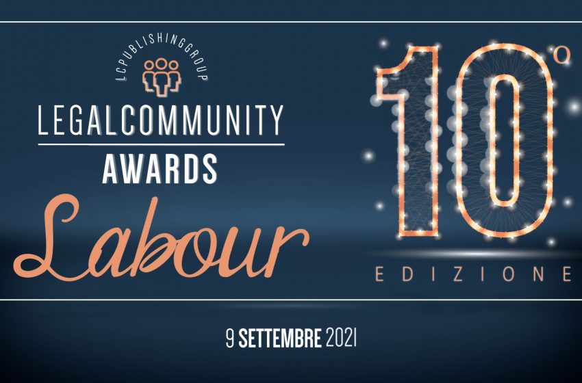Legalcommunity Labour Awards 2021 – Video