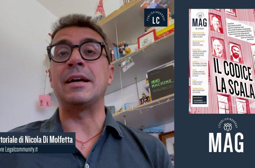 Video Editoriale – Legalcommunity n.153