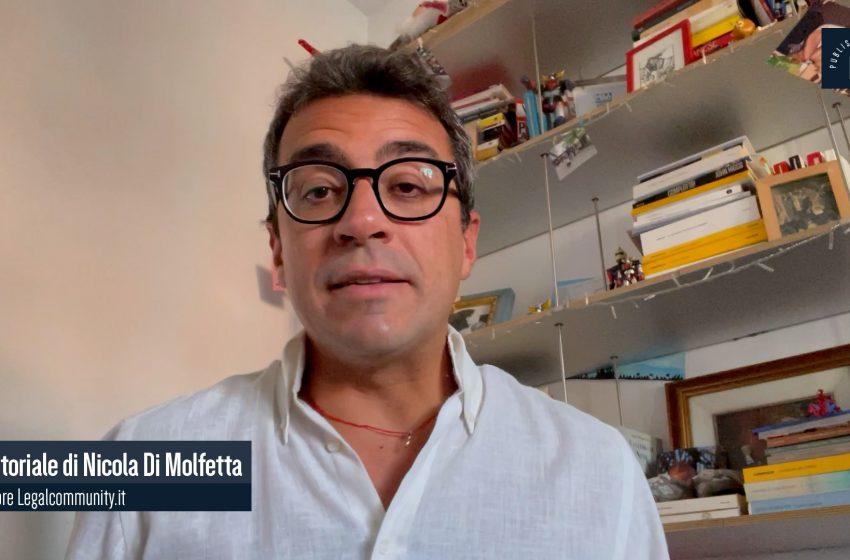 Video Editoriale – Legalcommunity n.152