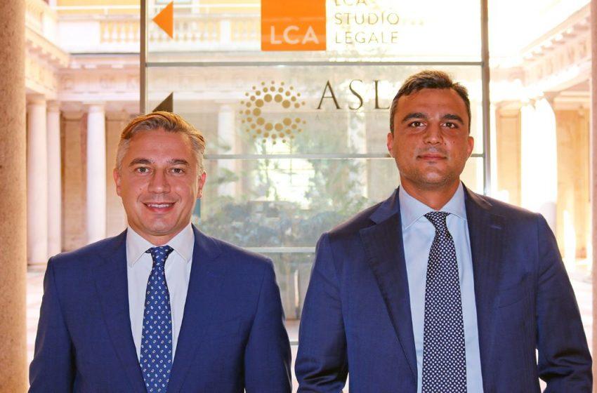 LCA annuncia gli ingressi di Gianmarco Tortora e Federico Mattei