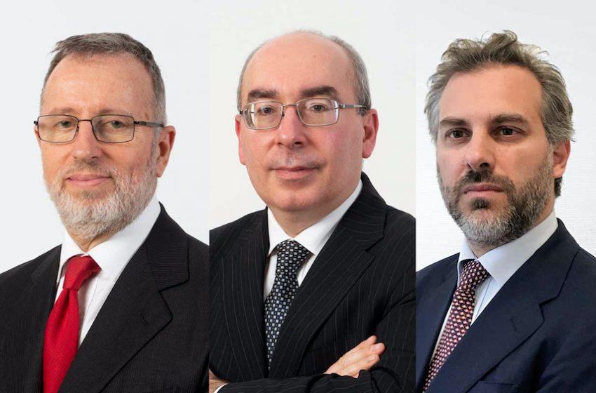 Belluzzo Mercanti cresce nel tax. Tre nuovi partner: Gennari, Saini e Santucci