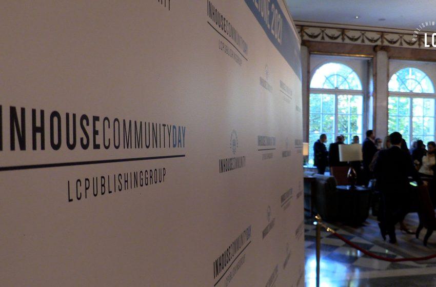 Inhousecommunity Day 2021 – Giuristi d'impresa riuniti nella Capitale