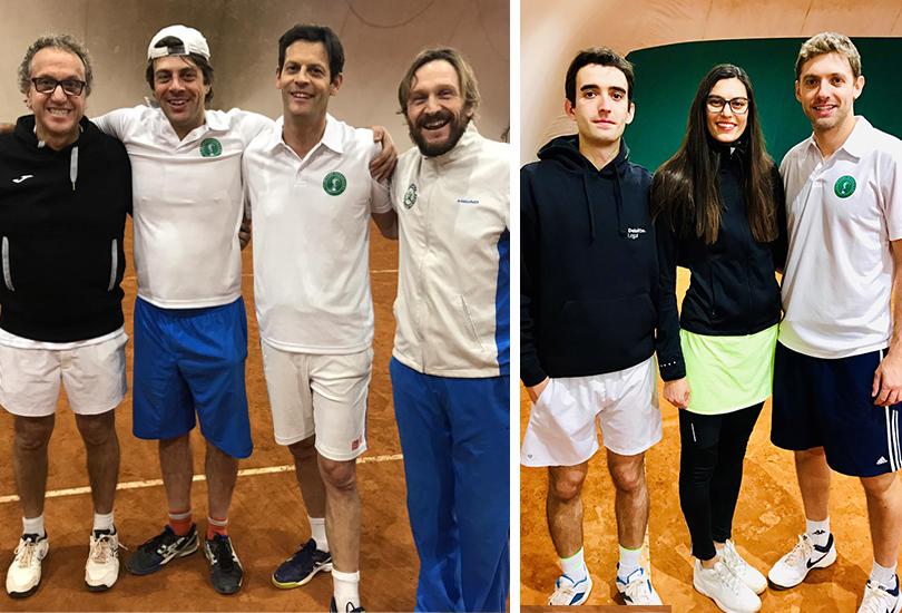Camiceria Olga Lawyers'Tennis Cup 2019 – Conclusa la seconda giornata della fase a gironi