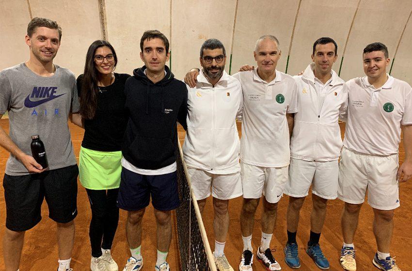 Lawyers' Tennis Cup 2020: seconda giornata di incontri