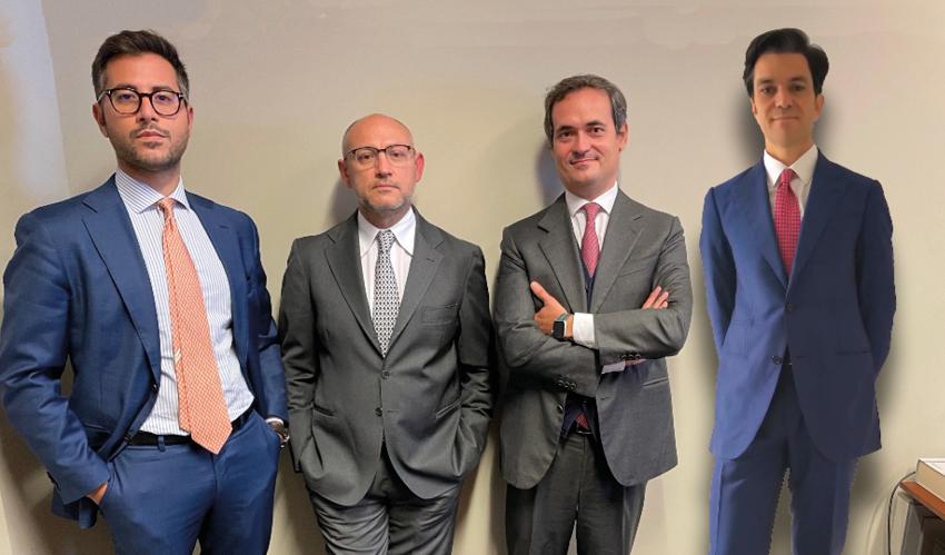 Advant Nctm, 10 nuovi ingressi tra Londra e Milano