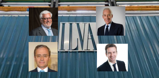 ILVA: un derby da champions legal